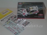 Set model+Decal 1/43 Reji - Toyota Corolla WRC - Pražský Rallysprint 06/ V. Pech
