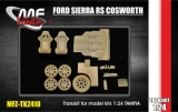 Transkit 1/24 MF Zone - Ford Sierra RS Coswort (resin parts)