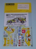 "Decal 1/43 Reji Model - Citroen Xsara WRC ""Kronos"" - Deutschland 2007/ Duval"