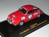 SAAB 96V4 - Swedish Rally 1972/ S. Blomqvist