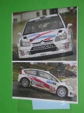 Decal 1/43 MF Zone - Citroen C4 WRC Kostka / Houst - Rally Vrchovina 2012