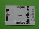 Decal 1/43 MF Zone - Mitsubishi Lancer EVO VII - Marlboro logo