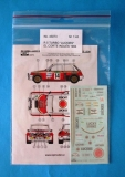 "Decal 1/43 Reji Model - Renault 5 Turbo ""Luckies"" - El Corte Inglés 1984"