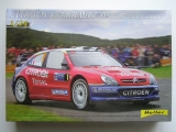 Plastic kit 1/24 - Citroen Xsara WRC - Rally Deutschland 2005