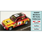 Decals 1/43 MARLBORO - R5 Turbo Calberson Tour de France Auto 1980
