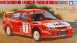 Plastic kit 1/24 - Mitsubishi Lancer Evo VI - New Zealand 99/ T. Makinen