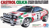 Plastic kit 1/24 - Toyota Celica GT-Four - winner Rally Monte Carlo 1993