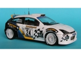 Transkit 1/43 Reji Model - Ford Focus WRC 02 M sport – Deutschland rally 2003
