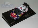 Citroen C4 WRC -  Winner Mexico Rally 2010/ S. Loeb