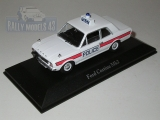 Ford Cortina Mk2 - British Police cars