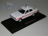 Ford Escort Mexico - British Police cars