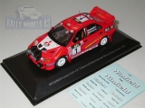 Mitsubishi Lancer EVO V - Winner Rally Australia 1998/ T. Makinen