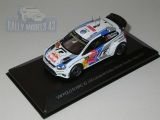 VW Polo R WRC - Winner Sweden Rally 2014/ J-M.Latvala