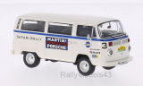 VW T2b Bus, Team Martini Porsche - Safari Rally 1978