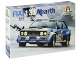 Plastic kit 1/24 - Fiat 131 Abarth