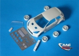 Transkit 1/24 MF Zone - Citroen DS3 R5 - Conversion without decal