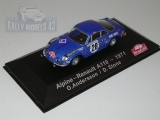 Renault Alpine A110 - Rally Monte Carlo 1971/ O. Andersson