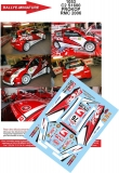 Decals 1/43  Citroen C2 S1600 - Rally Monte Carlo 2006/ Prokop
