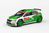 Škoda Fabia III R5 (2015) 1:43 - Dayinsure Wales Rally GB 2016 #35 Tidemand