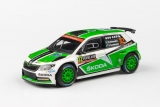 Škoda Fabia III R5 (2015) 1:43 - Rally Sweden 2016 #32 Tidemand