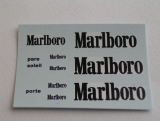 Decals 1/43 MARLBORO - Ford RS200/ Antonio Zanini