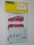 Decal 1/43 Reji Model - Citroen Xsara WRC - Catalunya 02/ Puras