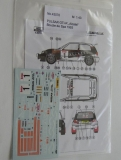 Decal 1/43 Reji Model - Nissan Pulsar GTI-R - Boucle de Spa 1993/ De Mevius