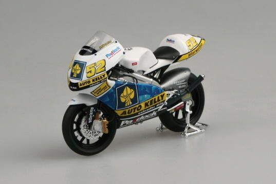 Aprilia RSW 250LE (2008) 1:18 - FIM Road Racing World Championship 08 #52 Pešek