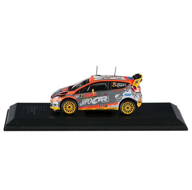 Ford Fiesta RS WRC - Rally Monte Carlo 2015/ M. Prokop