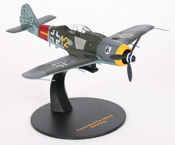 Focke-wulf Fw190 A-8 Germany